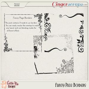 Fancy Page Borders 02