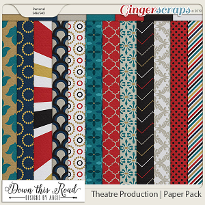 Theatre Production | Paper Pack