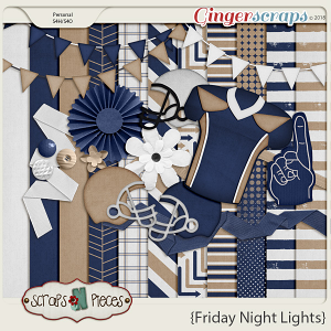 Friday Night Lights Mini 17