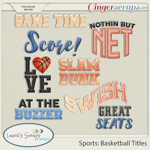 Sports: Basketball Titles