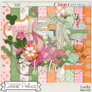 Lucky - MiniKit by Connie Prince