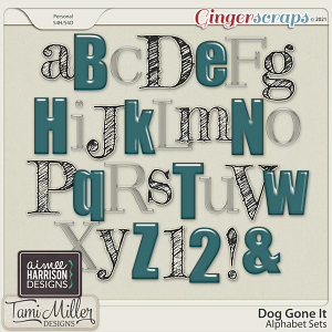Dog Gone It Alpha Pack by Tami Miller and Aimee Harrison