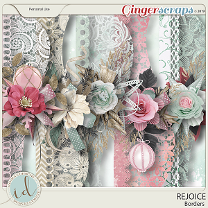 Rejoice Borders by Ilonka's Designs
