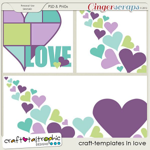 Craft-Templates In Love