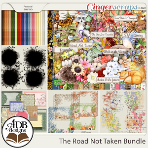 The Road Not Taken Bundle by ADB Designs