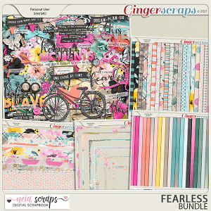 Fearless - Bundle - by Neia Scraps