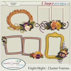 Fright Night - Cluster Frames