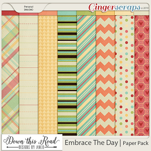 Embrace The Day | Paper pack