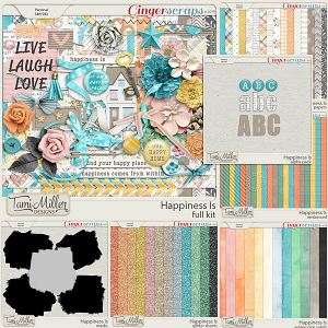 Happiness Is Bundle by Tami Miller Designs