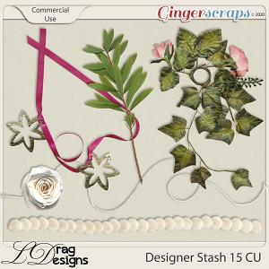 Designer Stash 15 CU by LDragDesigns