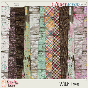With Love-Wood Papers