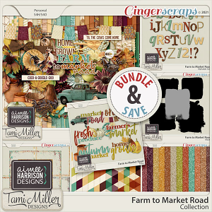 Farm to Market Road Collection by Aimee Harrison and Tami Miller Designs