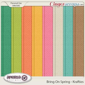 Bring On Spring - Krafties