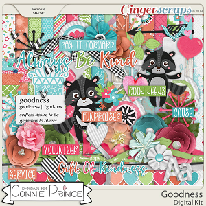 Goodness - Kit by Connie Prince
