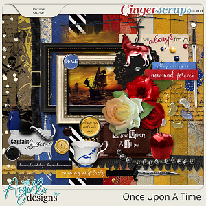 Once Upon A Time by Angelle Designs