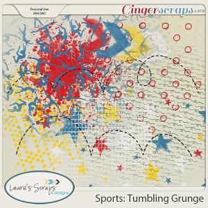 Sports: Tumbling Grunge