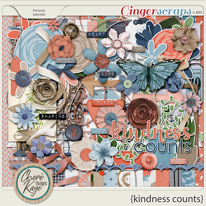 Kindness Counts by Chere Kaye Designs