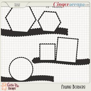 Frame Borders Shapes 01