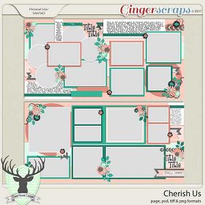 Cherish Us by Dear Friends Designs