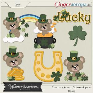 Shamrocks and Shenanigans- Bears