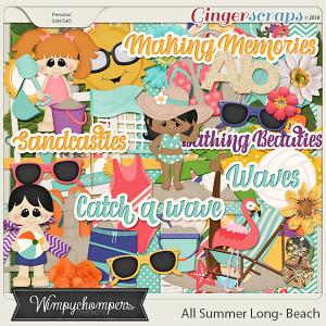 All Summer Long- Beach