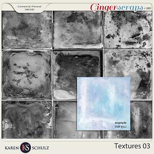 Textures 03 by Karen Schulz