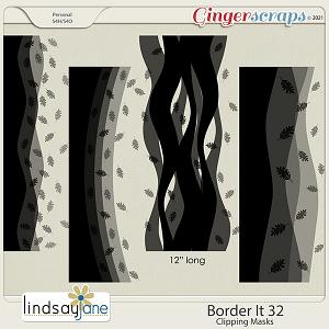 Border It 32 by Lindsay Jane