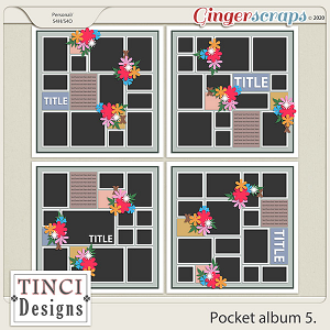 Pocket album 5.