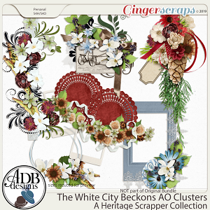 The White City Beckons Add-On Clusters by ADB Designs
