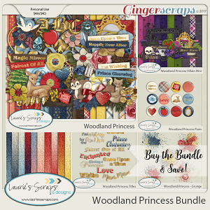 Woodland Princess Bundle