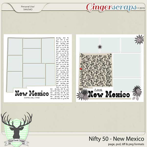 Nifty 50: New Mexico