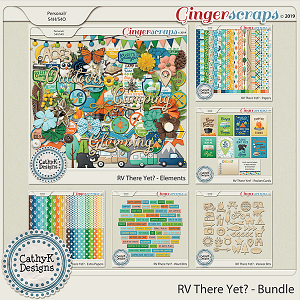 RV There Yet - Bundle by CathyK Designs