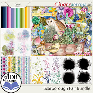 Scarborough Fair Bundle by ADB Designs