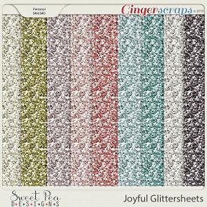 Joyful Glittersheets