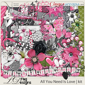 All You Need Is Love by LDragDesigns