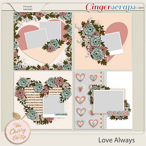 The Cherry On Top:  Love Always Templates