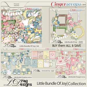 Little Bundle Of Joy: The collection by LDragDesigns