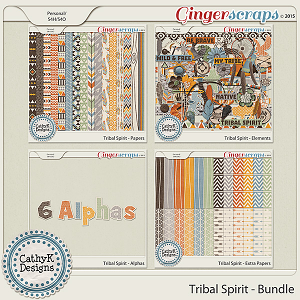 Tribal Spirit - Bundle