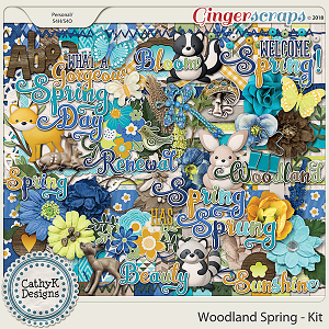 Woodland Spring - Kit