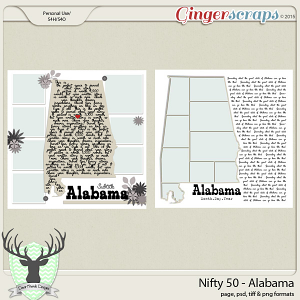 Nifty 50: Alabama