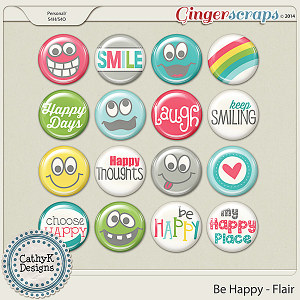 Be Happy - Flair