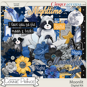 Moonlit - Kit by Connie Prince
