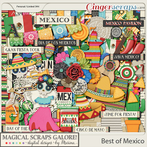 Best of Mexico (page kit)