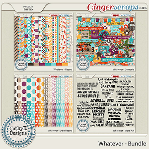 Whatever - Bundle