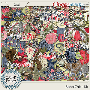 Boho Chic - Kit