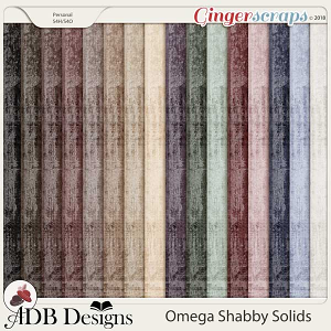 Omega Shabby Papers by ADB Designs