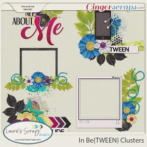 In Be{TWEEN} Clusters