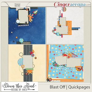 Blast Off   Quickpages