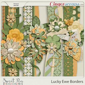 Lucky Ewe Borders