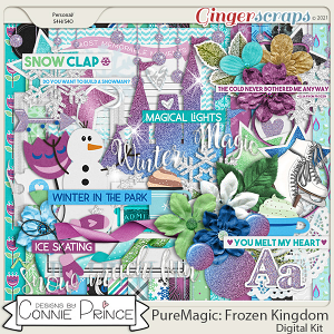 PureMagic: Frozen Kingdom - Kit by Connie Prince